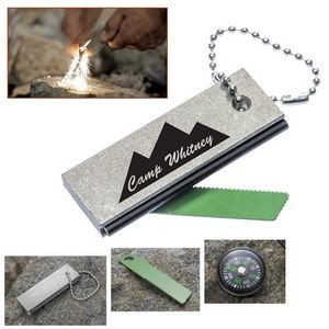 Weather Proof Emergency Full Magnesium Body Fire Starter